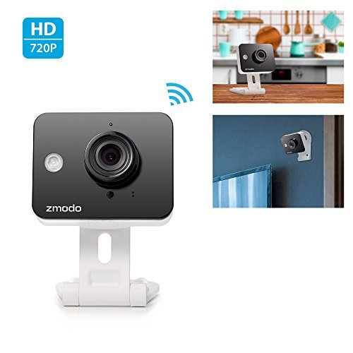 Zmodo 720p HD Wireless Home Security Camera with Two-way