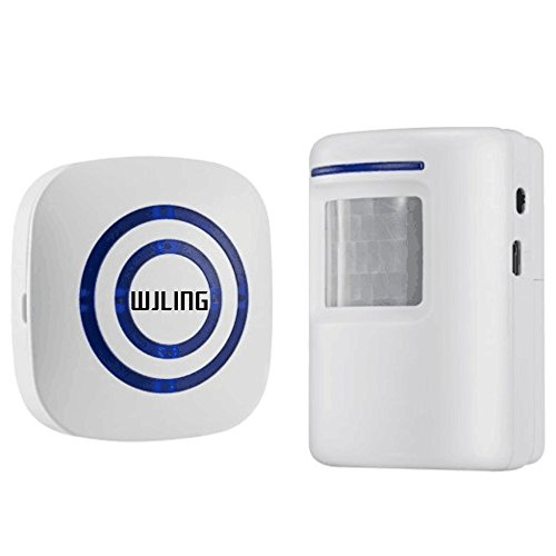 Wireless Home Security Driveway Alarmkamlif Entry Alert Visitor