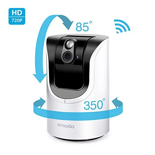 Smart WiFi Video Doorbell – Zmodo Greet – FewButtons