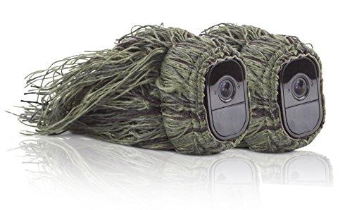 100% Wire-Free Cameras — by Wasserstein 2 Pack – Ghillie