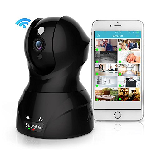 HD 720p Network Security Surveillance Home Monitoring w