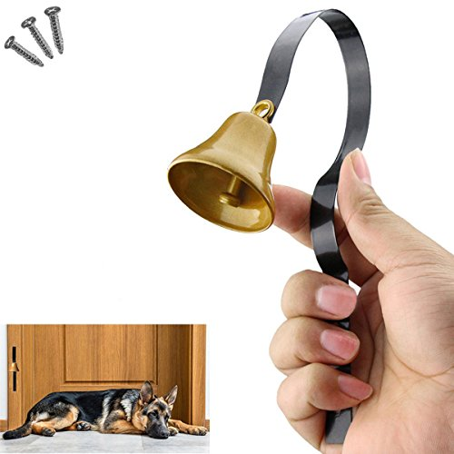 Emdmak Dog Bell Potty Training Bell Doorbell For Housebreaking