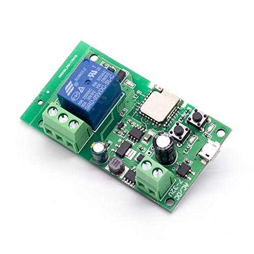 WHDTS WiFi Momentary Inching Relay Delay Switch Module Low