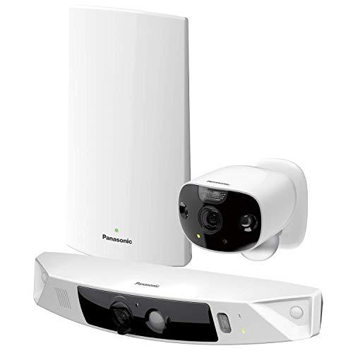 Homehawk By Panasonic Indoor Home Monitoring Camera