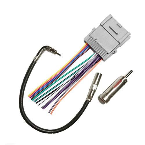 Top 10 2007 Chevy Silverado Radio Wiring Harness  U2013 Car Audio  U0026 Video Wiring Harnesses  U2013 Fewbuttons